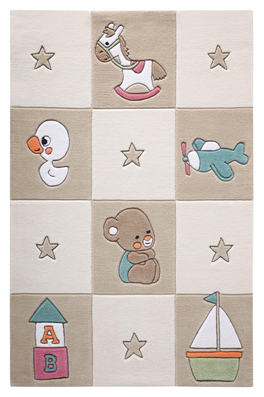 kinderteppich newborn beige smart kids. Black Bedroom Furniture Sets. Home Design Ideas