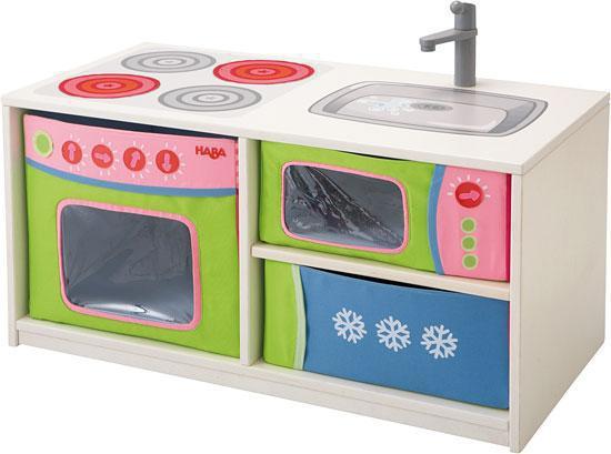 Haba sitzbank und spielkuche haba kinderkuche im for Haba spielküche