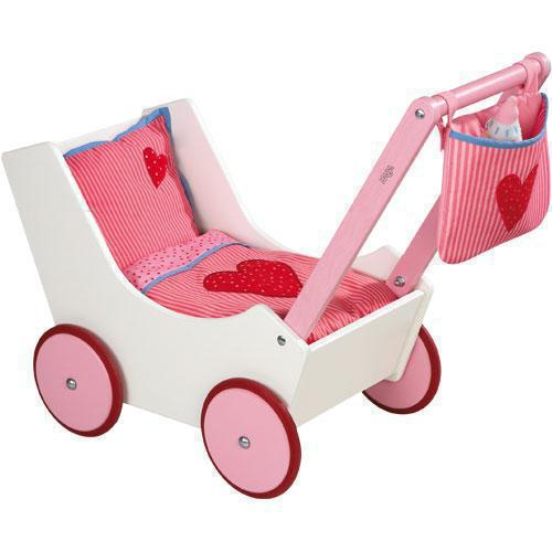 haba puppenwagen selection blume puppenzubeh r im kinderlampenland kaufen. Black Bedroom Furniture Sets. Home Design Ideas
