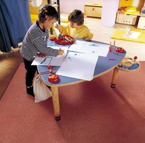 haba spieltisch 2891 tisch und stuhl im kinderlampenland kaufen. Black Bedroom Furniture Sets. Home Design Ideas