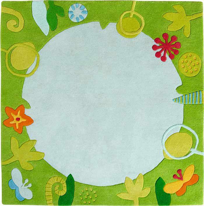 Haba Teppich Gartenteich grün jetzt günstig beim