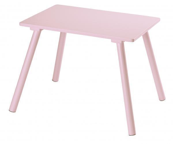 kindertisch rosa tisch und stuhl im kinderlampenland kaufen. Black Bedroom Furniture Sets. Home Design Ideas