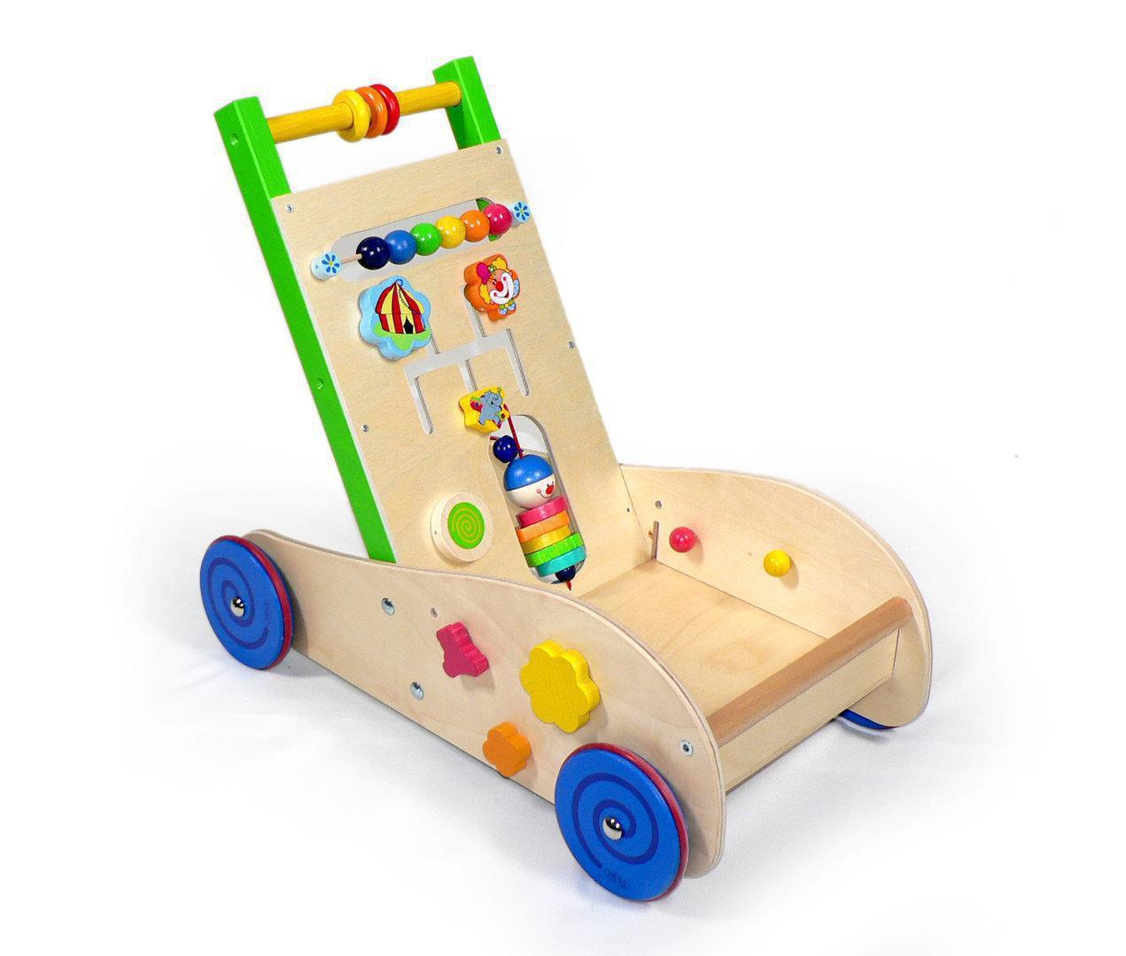 Lauflernwagen Holz Gebraucht Haba ~ Lauflernwagen Motorik  Kinderfahrzeuge Lauflernwagen im
