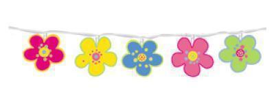 lichterkette blumen petit fleur lichterketten im kinderlampenland kaufen. Black Bedroom Furniture Sets. Home Design Ideas