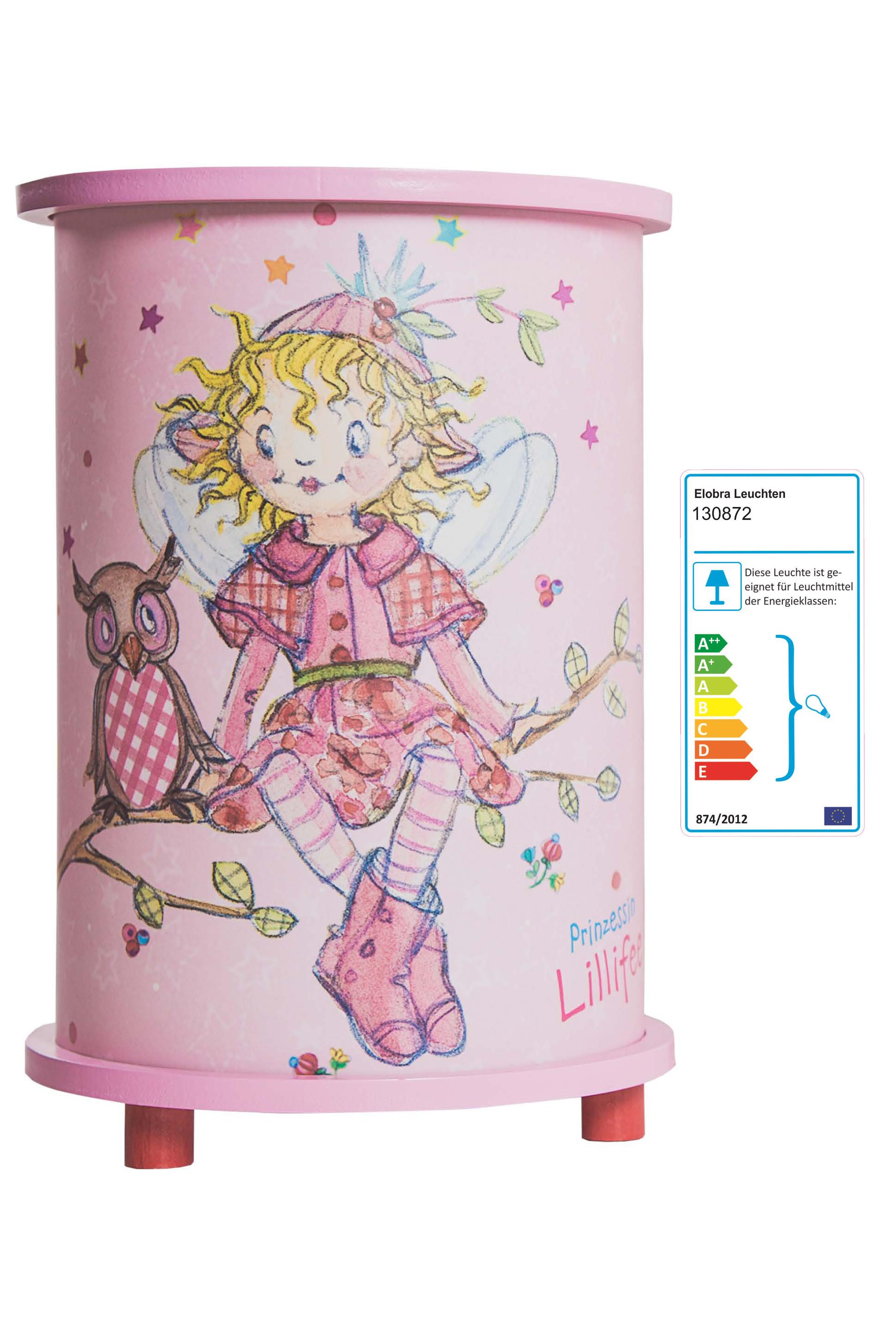 Bunte Kinder-Tischlampen in vielen Farben und Formen
