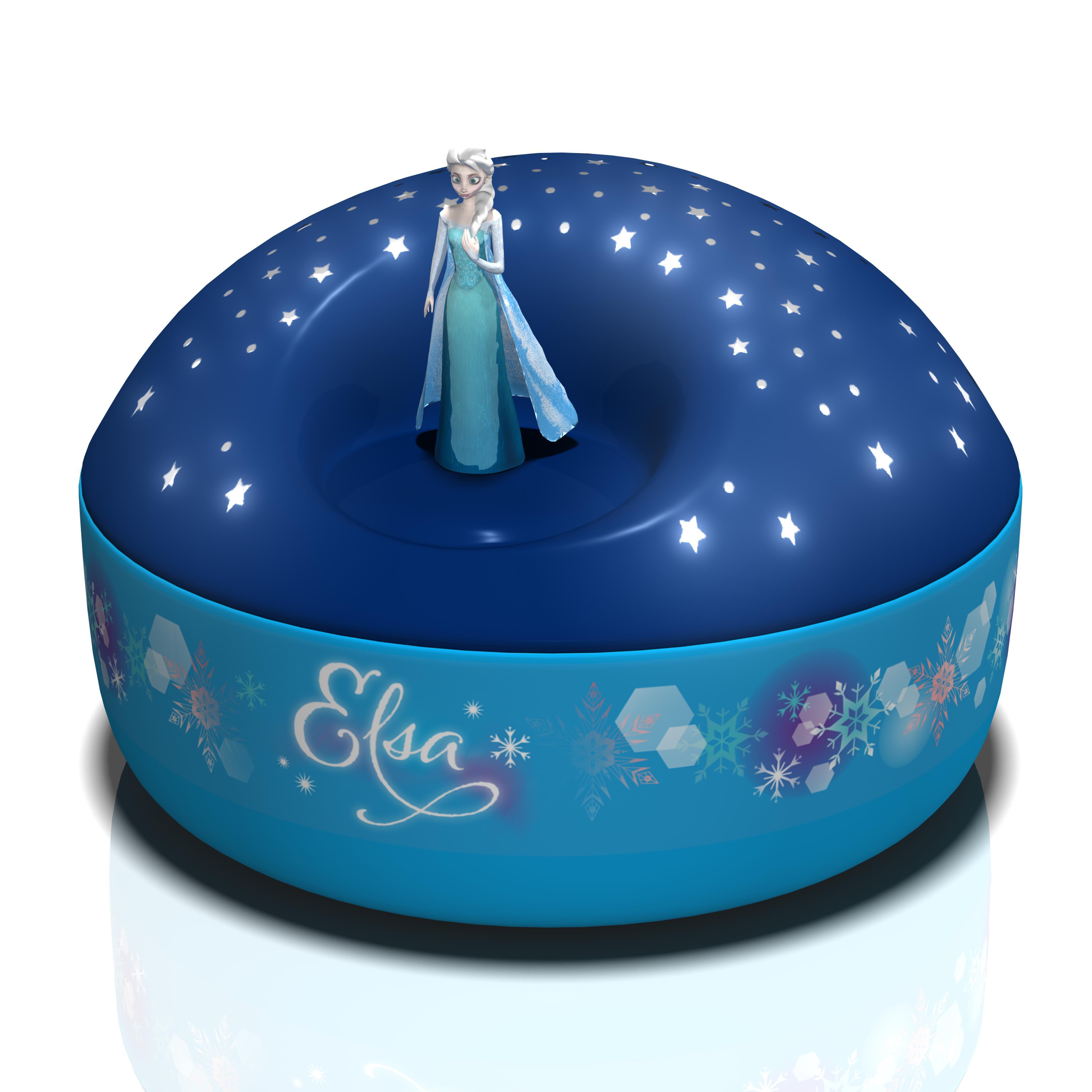 Trousselier Nachtlicht Eiskönigin Elsa Frozen | Schlummerlampen ...