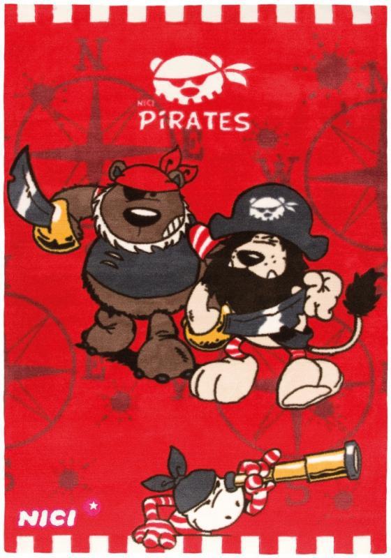 Nici Teppich Pirates  kinderlampenlandde