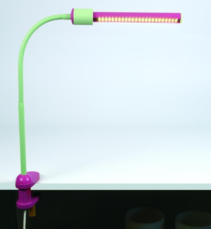 niermann standby schreibtischlampe led 238. Black Bedroom Furniture Sets. Home Design Ideas