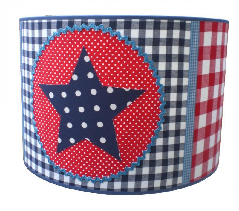 juuldesign pendelleuchte stern blau rot pendelleuchten. Black Bedroom Furniture Sets. Home Design Ideas