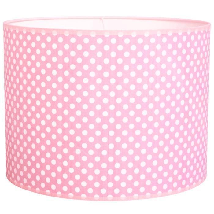 taftan pendellampe rosa tupfen pendelleuchten mit stoff bezogen. Black Bedroom Furniture Sets. Home Design Ideas