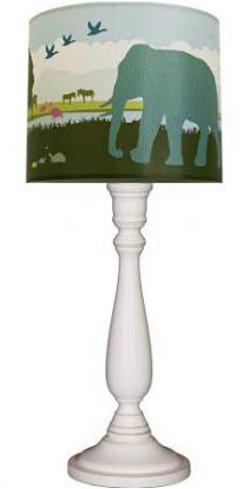 anna wand tischlampe hello afrika tischlampen im kinderlampenland kaufen. Black Bedroom Furniture Sets. Home Design Ideas