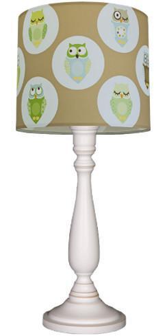anna wand tischleuchte eulen beige anna wand anna lampe im kinderlampenland. Black Bedroom Furniture Sets. Home Design Ideas