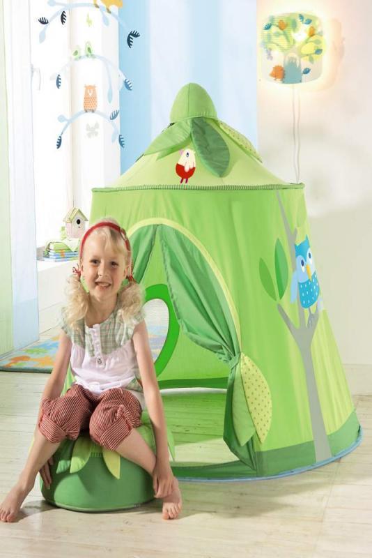 haba spielzelt zauberwald spielzelte schaukeln im kinderlampenland kaufen. Black Bedroom Furniture Sets. Home Design Ideas