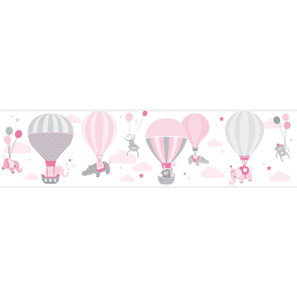 anna wand pendellampe ballons rosa grau anna wand anna lampe im kinderlampenland. Black Bedroom Furniture Sets. Home Design Ideas