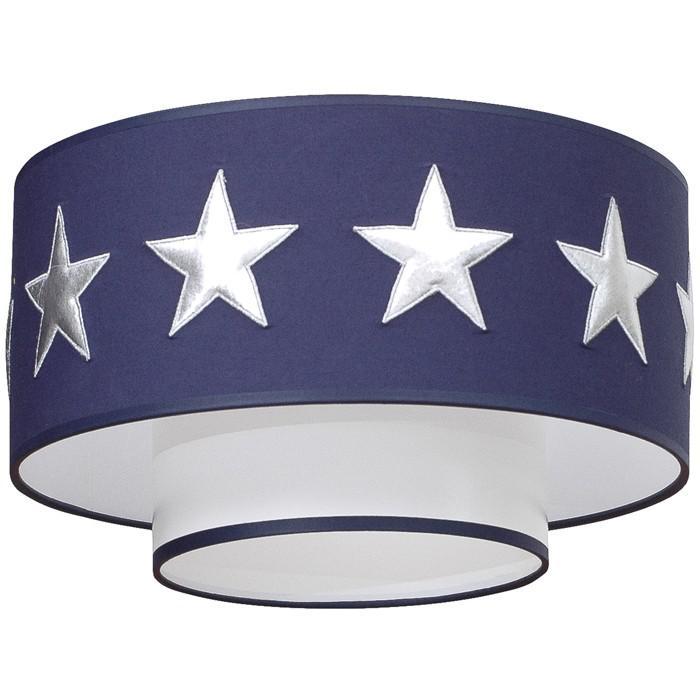 taftan deckenlampe stern blau sonstige kinderlampen im kinderlampenland kaufen. Black Bedroom Furniture Sets. Home Design Ideas