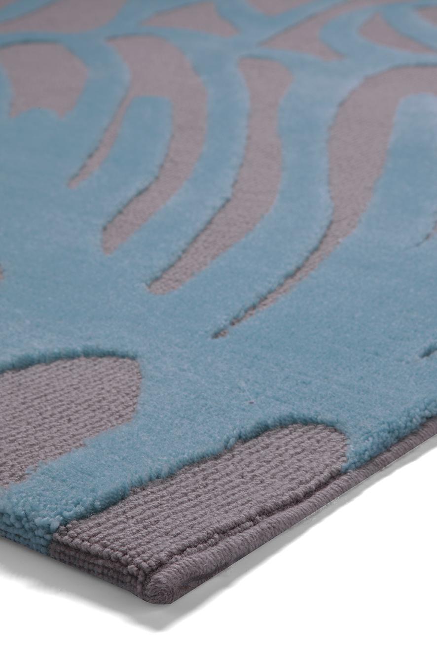 Esprit Teppich Finally Summer blau  Esprit World Culture