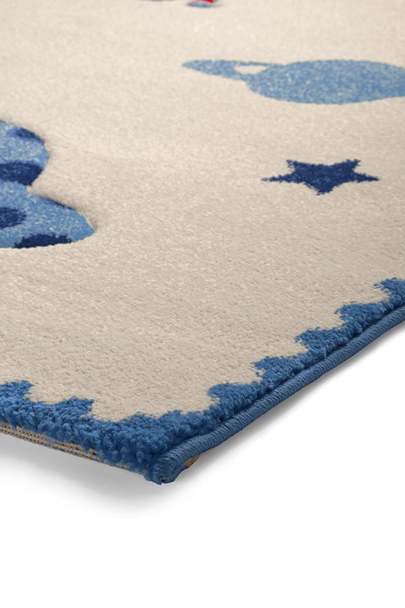 esprit kinderteppich little astronaut beige gr e esprit. Black Bedroom Furniture Sets. Home Design Ideas