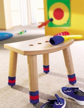 haba hocker puck 2919 tisch und stuhl im kinderlampenland kaufen. Black Bedroom Furniture Sets. Home Design Ideas
