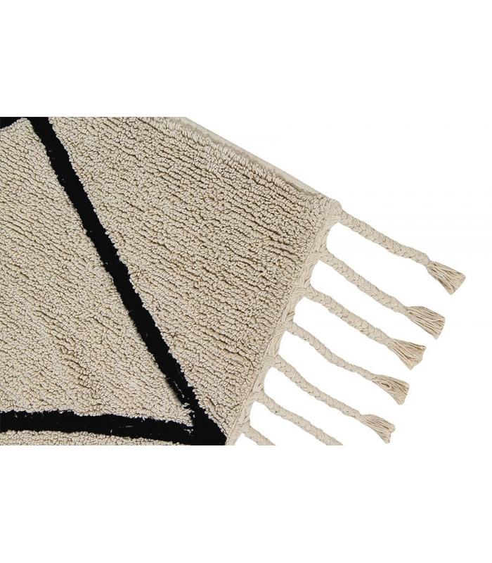 lorena canals berberteppich rauten beige lorena canals teppiche im kinderlampenland. Black Bedroom Furniture Sets. Home Design Ideas